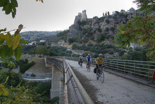 Via Verdes Spanje