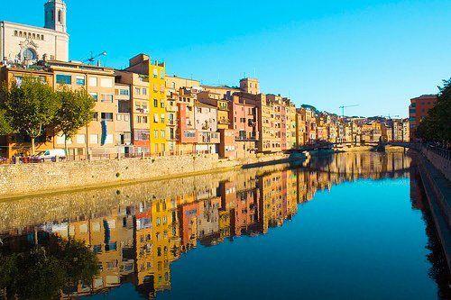 Fietsen in Girona Spanje