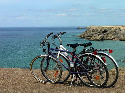 Vélodyssée - fietsen franse altantische kust