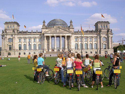 Fietsvakantie Citytrip Berlijn
