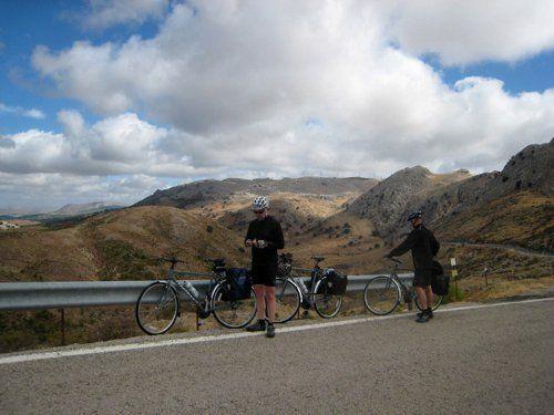 Andalusië fietsvakantie