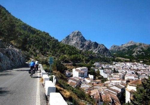 Fietsen Andalusië