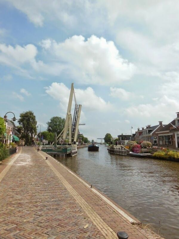 Elfstedentocht Fiets5daagse de Friese elfsteden : 26 - 30 augustus 2019