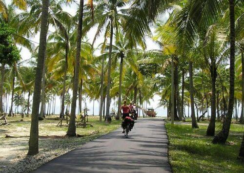 Impressie fietsvakantie Maleisië (SNP)
