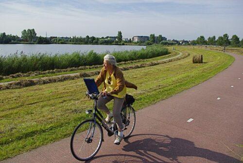 fietsvierdaagse zoetermeer (c) TV Zoetermeer'77