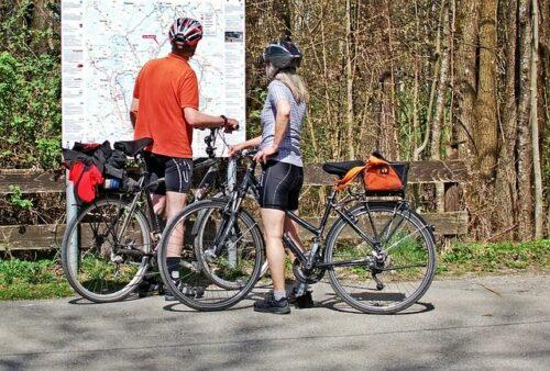 Informatie zoeken fietsvakantiebeurs