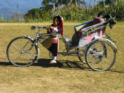 Fiets Thailand niet meteen de meest geschikte voor een fietsreis door Thailand - CC Public Domain Pixabay