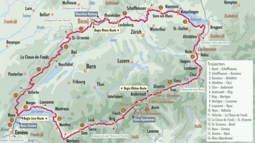 fietsen-door-zwitserland