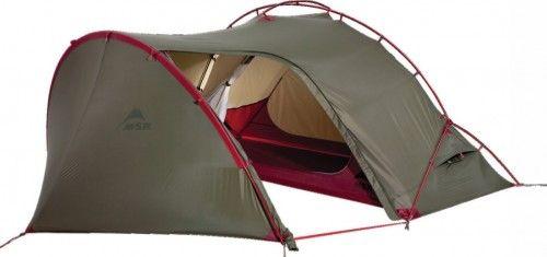 Hoe groot moet mijn tent zijn? Kokon of balzaal?