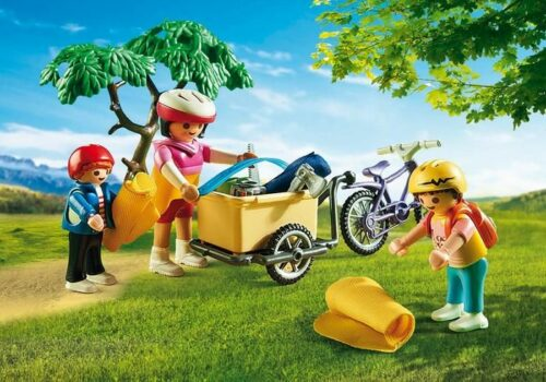 fietsvakantie-playmobiel
