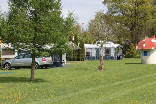 Fietsvierdaagse SVR-Camping de Uilenberg : 21 - 24 juni 2018