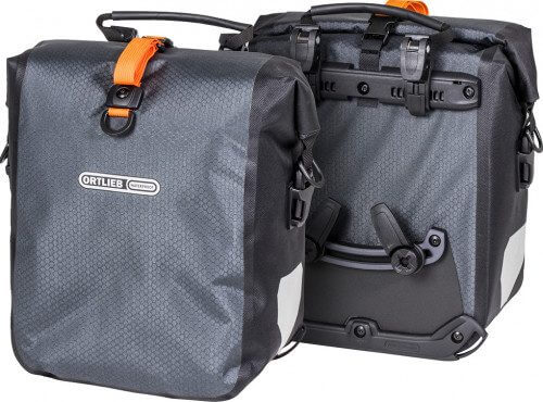 Ortlieb Bikepcking grave pack