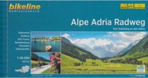 De Alpen over fietsen: routegids Alpe Adria