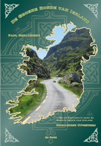Fietsroute Ierland