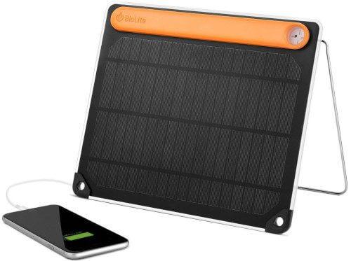 Zonnepaneel van Biolite 5 Watt